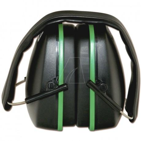Gehörschutz faltbar - Edelstahlbügel - SNR 26 dB