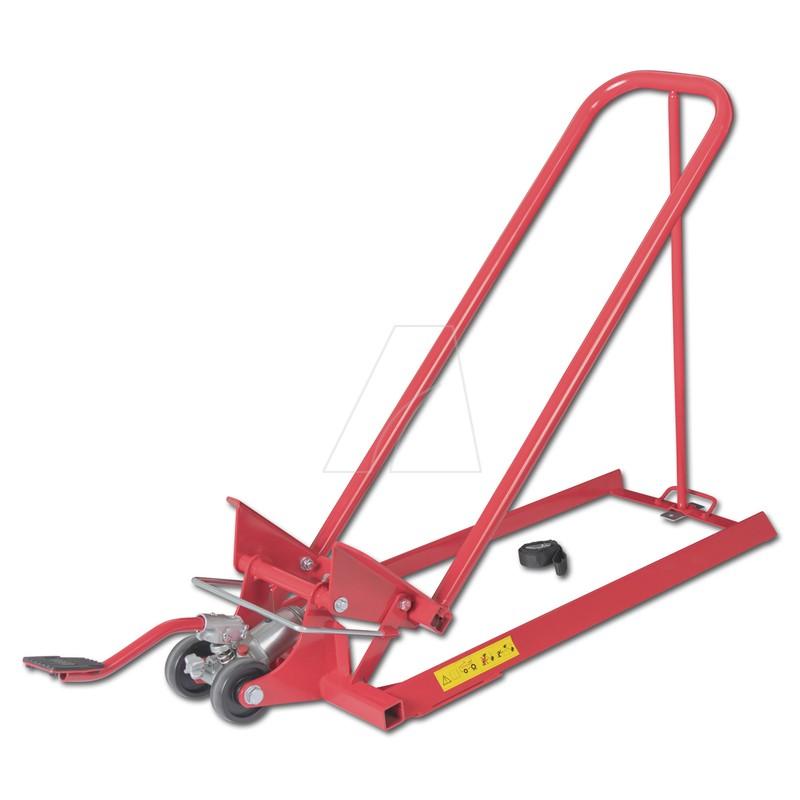 ClipLift - Hydraulischer Heber für Rasentraktoren bis 300 kg, 6031-X1-0013