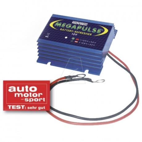MEGAPULSE Batteriepulser zur Regenerierung und Pflege von Batterien