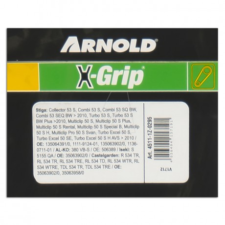 ARNOLD X-Grip Keilriemen Z 29,5
