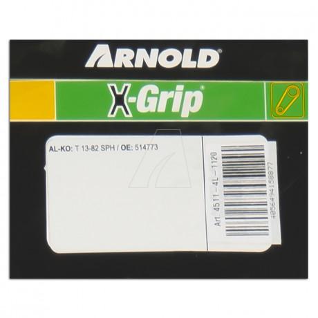 ARNOLD X-Grip Keilriemen 4L 1120