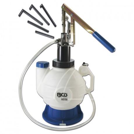 Öl-Einfüllgerät 7 L mit 5-tlg. Adaptersatz
