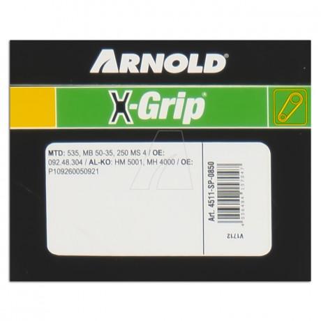 ARNOLD X-Grip Keilriemen SPZ 850