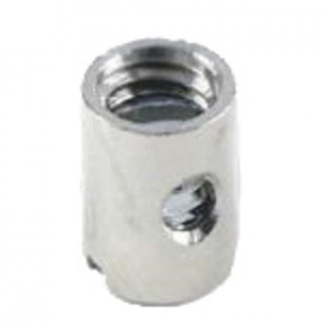 Schraubnippel 7,0 mm, ID 1,8 mm, 20 Stk. im Beutel