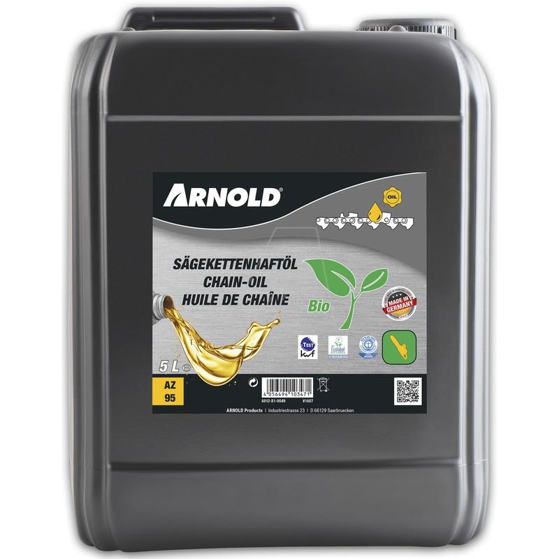 Bio-Sägekettenhaftöl, 5 Liter, 6012-V1-0049
