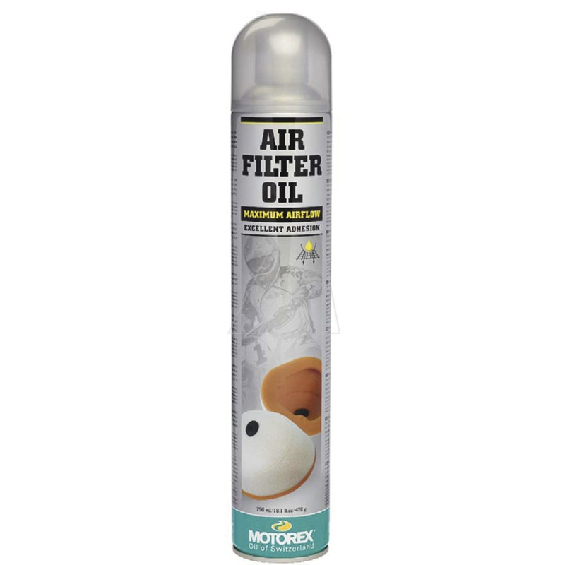 MOTOREX Luftfilteröl-Spray, 750 ml, 6021-U1-0067