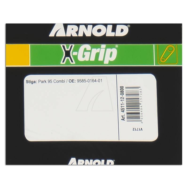 Zahnriemen ARNOLD X-Grip STD 120 S 8M 800, 4511-12-0800