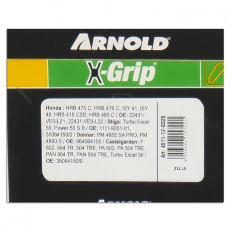 ARNOLD X-Grip Keilriemen Z 32