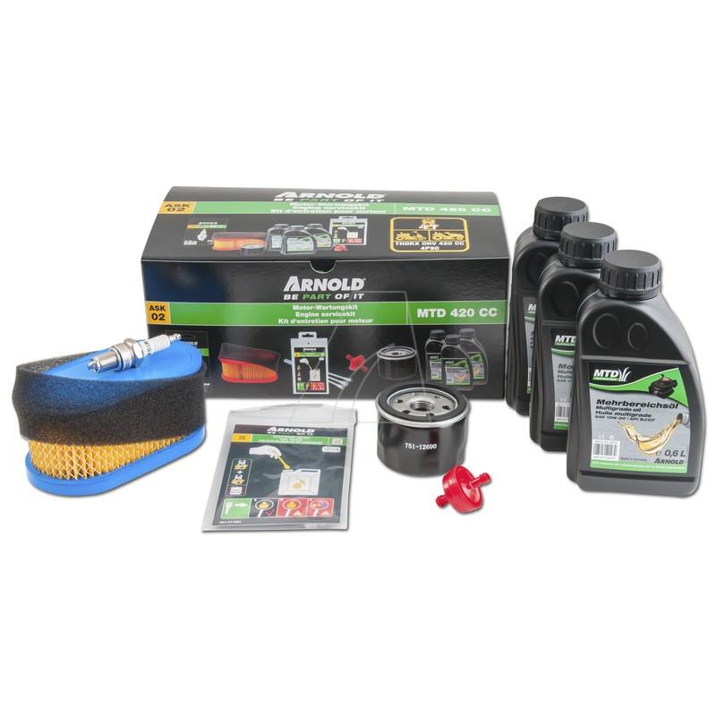 Motor Wartungskit MTD 420 ccm, 9100-X2-1006