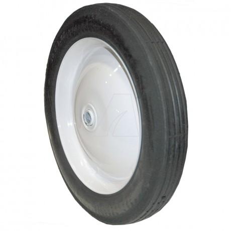 Stahlrad Ø253 mm, Rillenprofil