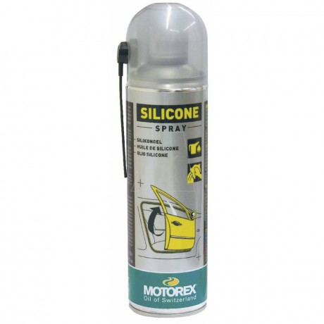 MOTOREX Silikonöl-Spray, 500 ml