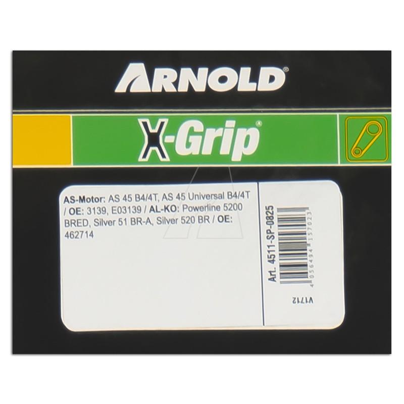 ARNOLD X-Grip Keilriemen SPZ 825, 4511-SP-0825