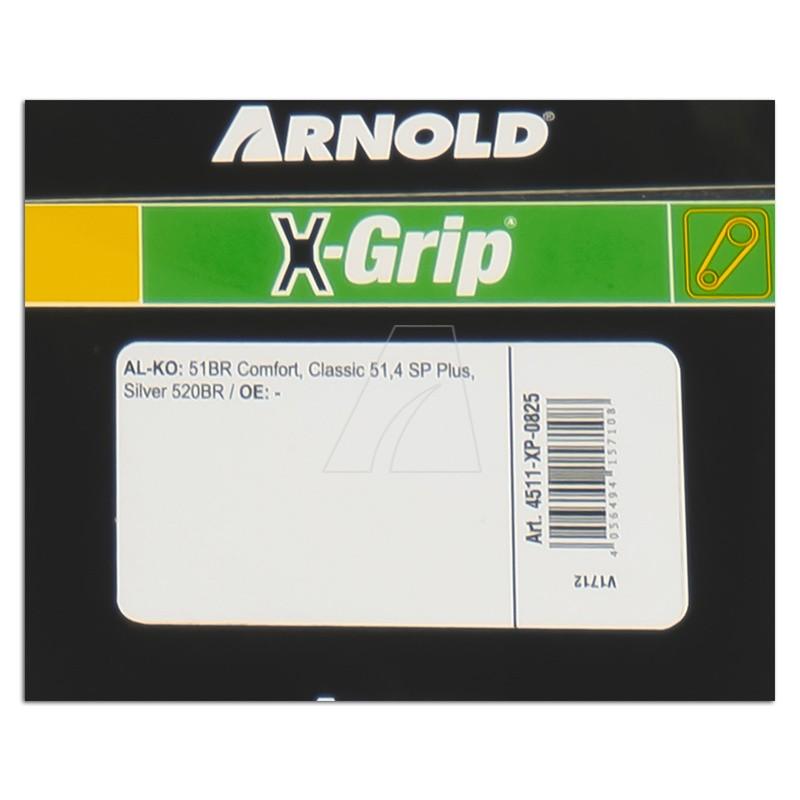 ARNOLD X-Grip Keilriemen XPZ 825, 4511-XP-0825