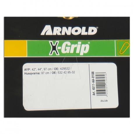 Sechskantkeilriemen ARNOLD X-Grip AA 108