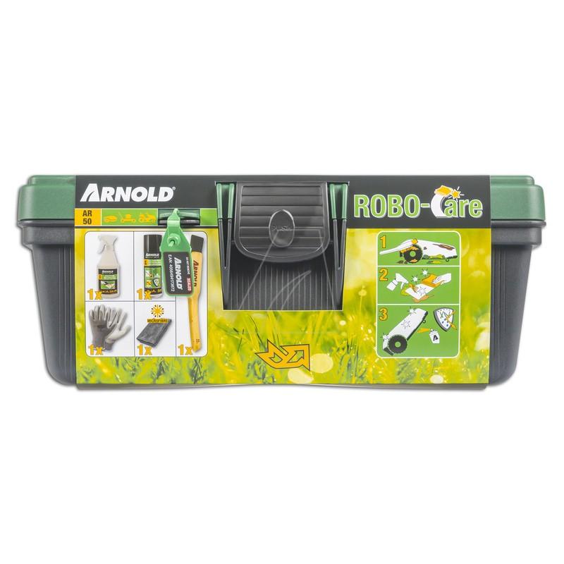 Pflegeset AR50 für Mähroboter und Rasenmäher, 2025-X1-0005