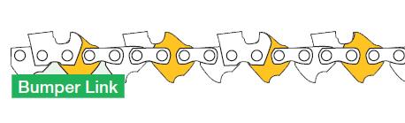 Bumper Link Sägekette